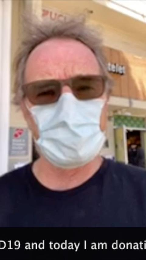 """<p>The actor is urging his followers to """"keep wearing the damn mask,"""" after <a href=""""https://people.com/tv/bryan-cranston-reveals-he-contracted-covid-19-recovered/"""">he contracted COVID-19</a> despite """"adhering to the protocols.""""</p> <p>On July 30, 2020, Cranston, shared a videoon Instagram, along with a statement in which he shared he feels he's """"one of the lucky ones"""" after beating the virus that has claimed the lives of so many people around the world.</p> <p>""""Hi. About now you're probably feeling a little tied down, restricting your mobility and like me, you're tired of this!! Well, I just want to encourage you to have a little more patience,"""" Cranston wrote.</p> <p>""""I was pretty strict in adhering to the protocols and still... I contracted the virus. Yep. It sounds daunting now that over 150,000 Americans are dead because of it,"""" Cranston continued.</p> <p>""""I was one of the lucky ones. Mild symptoms. I count my blessings and urge you to keep wearing the damn mask, keep washing your hands, and stay socially distant. We can prevail — but ONLY if we follow the rules. Be well — Stay well,"""" Cranston added, signing the caption BC.</p>"""