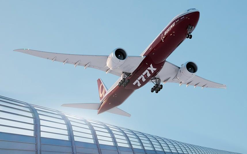 The 777X is Boeing's most expensive aircraft - Copyright © 2015 Boeing. All Rights Reserved.