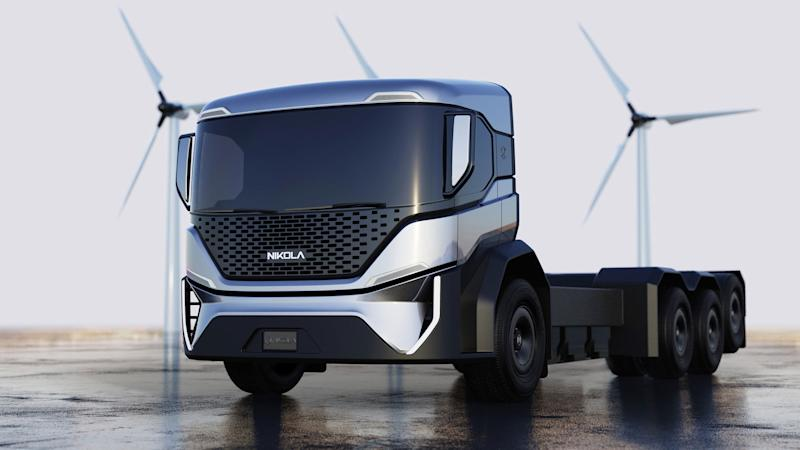 Nikola bags order to make 2500 electric garbage trucks for Republic Services