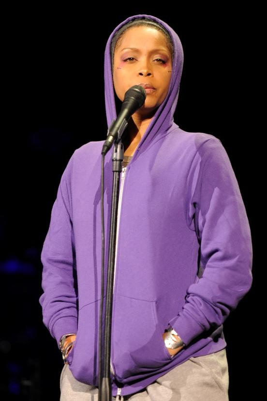 """Erykah Badu: Bold, R&B goddess Erykah Badu proposed a hard-to-beat album promo idea in March 2010 when she disrobed while walking down the street in Dallas. The footage became her music video for her song """"Window Seat,"""" the first single from her album, """"New Amerykah, Part II. Return Of The Ankh."""" To add to the controversy, the lewd event took place at Dealy Plaza, the place of President John F. Kennedy's assassination, during the day, amid unsuspecting onlookers that included children. Badu was fined a $500 fee for disorderly conduct. Badu did happen, however, to keep her clothes on for last year's appearance on """"VH1 DIVAS Celebrates Soul"""" special."""