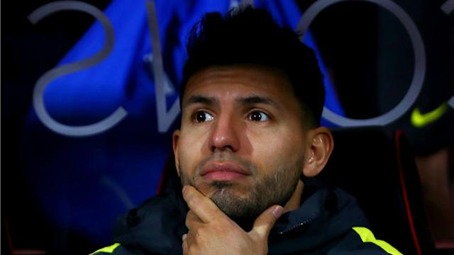 The return of Gabriel Jesus from a foot injury could see Sergio Aguero dropped again, but the striker has no problem being a substitute.