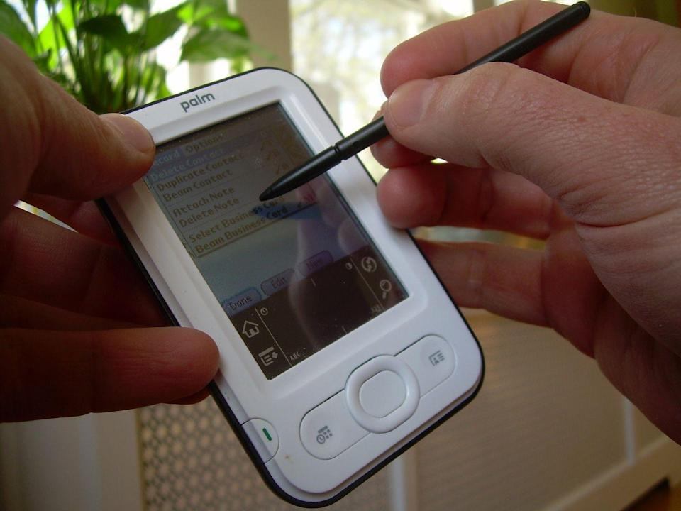 <p>People used these nifty gadgets to keep track of their calendars and address books. But since they didn't have wifi connection, they were basically a poor man's smart phone. </p>