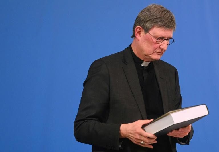 Cologne archbishop Rainer Maria Woelki faces an examination of 'possible mistakes (he) made'