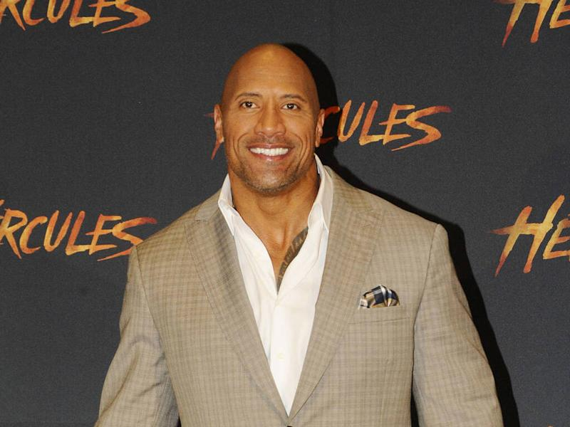 Dwayne Johnson back at work following COVID-19 recovery