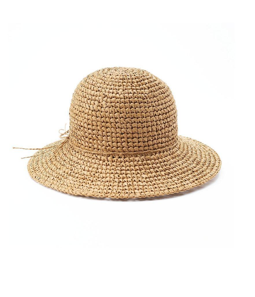 "<p>Crocheted Straw Floppy Hat, $19, <a href=""https://www.kohls.com/product/prd-2768058/sonoma-goods-for-life-crocheted-straw-floppy-hat.jsp?prdPV=43"" rel=""nofollow noopener"" target=""_blank"" data-ylk=""slk:kohls.com"" class=""link rapid-noclick-resp"">kohls.com</a> </p>"