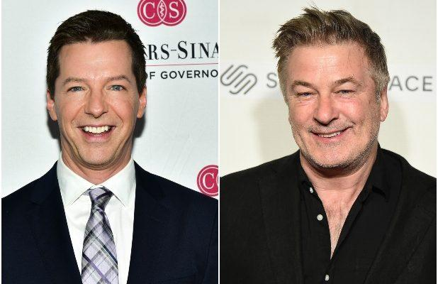 Sean Hayes Named Roast Master for the 'Comedy Central Roast of Alec Baldwin' (Video)
