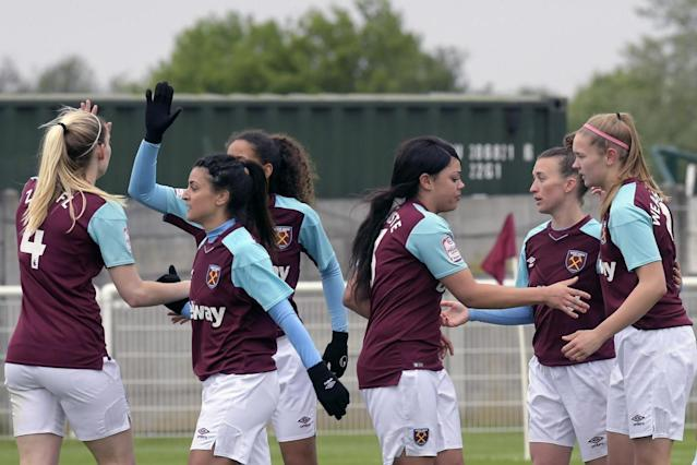 West Ham to join Women's Super League as Manchester United get Championship spot