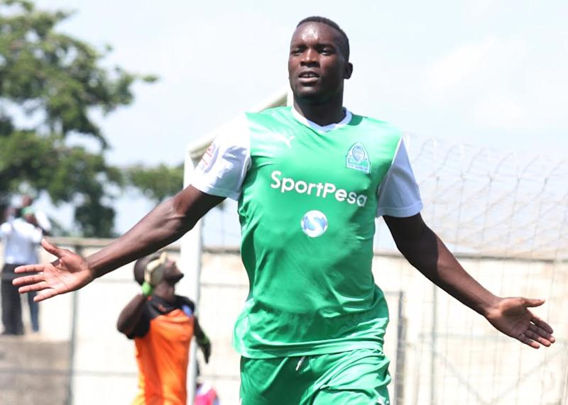 Former Gor Mahia midfielder suspended from World Cup Qualifier