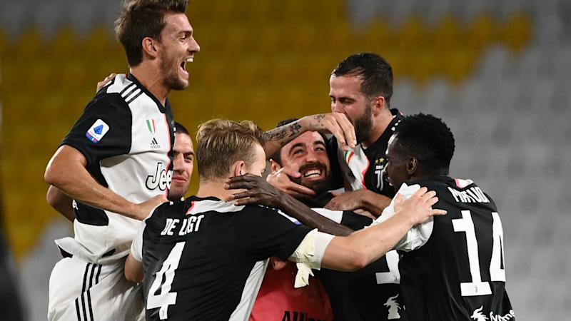 Juventus extend run as Europe's most dominant team with ninth consecutive Serie A crown