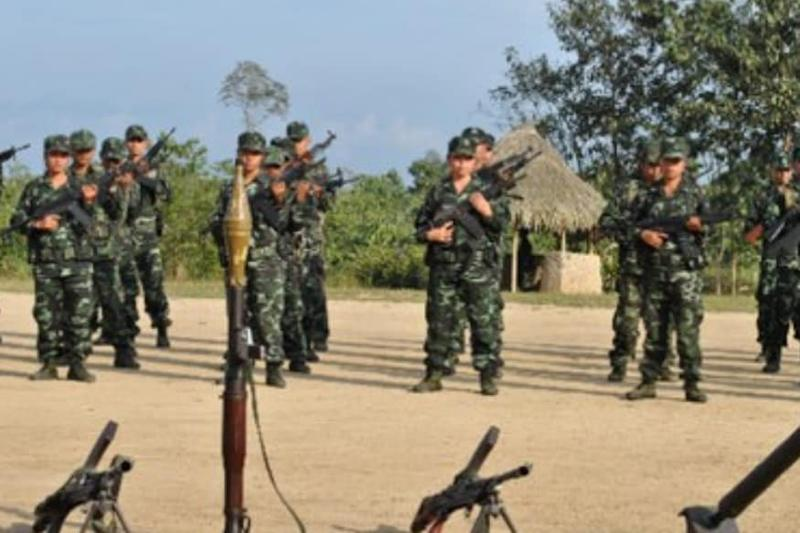 6 Insurgents Killed in Gunfight with Security Forces in Arunachal Pradesh's Longding District