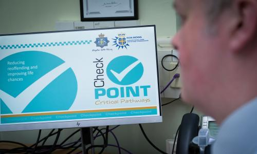 Pioneering policing and probation work