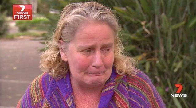 Her stepmother has been left devastated by online comments. Source: 7 News