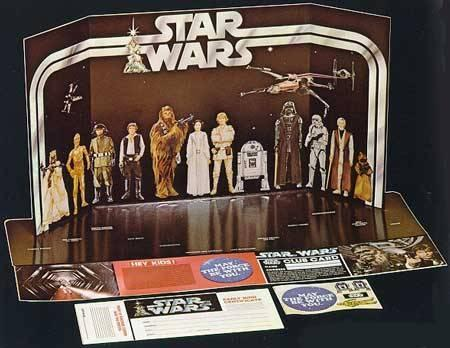 Photo courtesy of the <em>Star Wars</em> Collectors Archive
