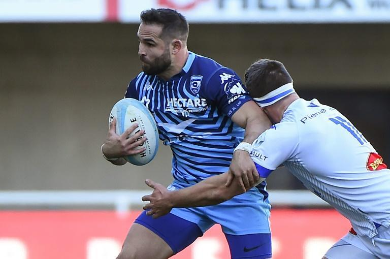 Cobus Reinach has scored five tries in 15 Montpellier appearances since joining from Northampton Saints