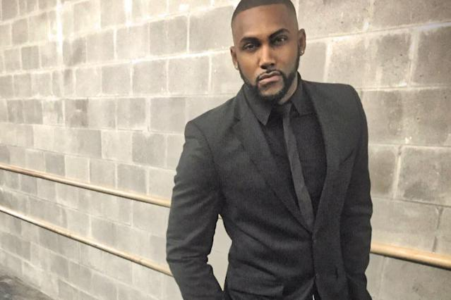 <p>A photo posted Nov. 18, 2015 on the Facebook account of Shane Tomlinson, who police identified as one of the victims of the shooting massacre that happened at the Pulse nightclub of Orlando, Florida, on June 12, 2016. (Shane Tomlinson via Facebook) </p>