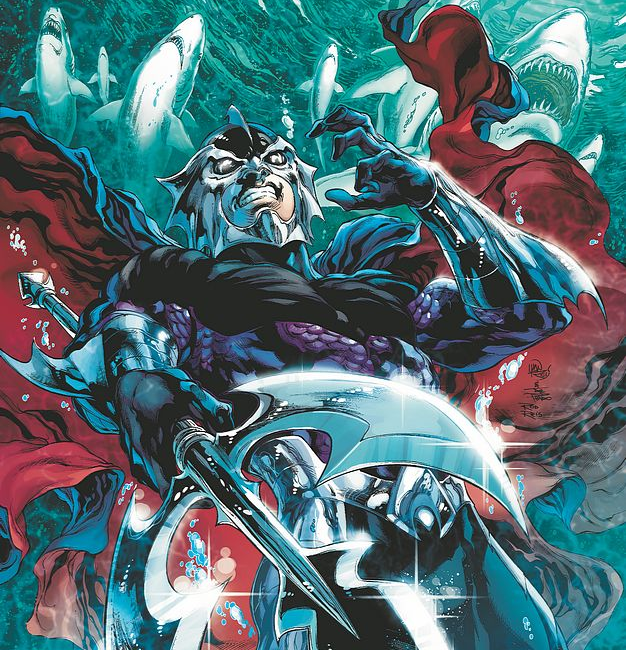 Ocean Master (Courtesy of DC)