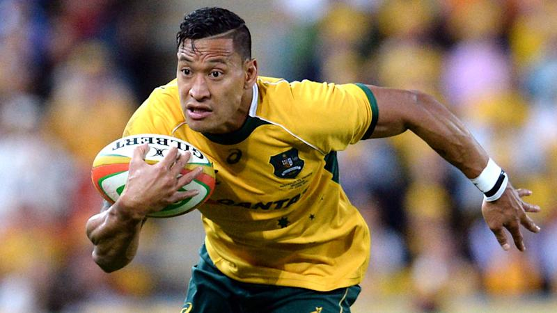 IRB won't help Wallabies keep Folau