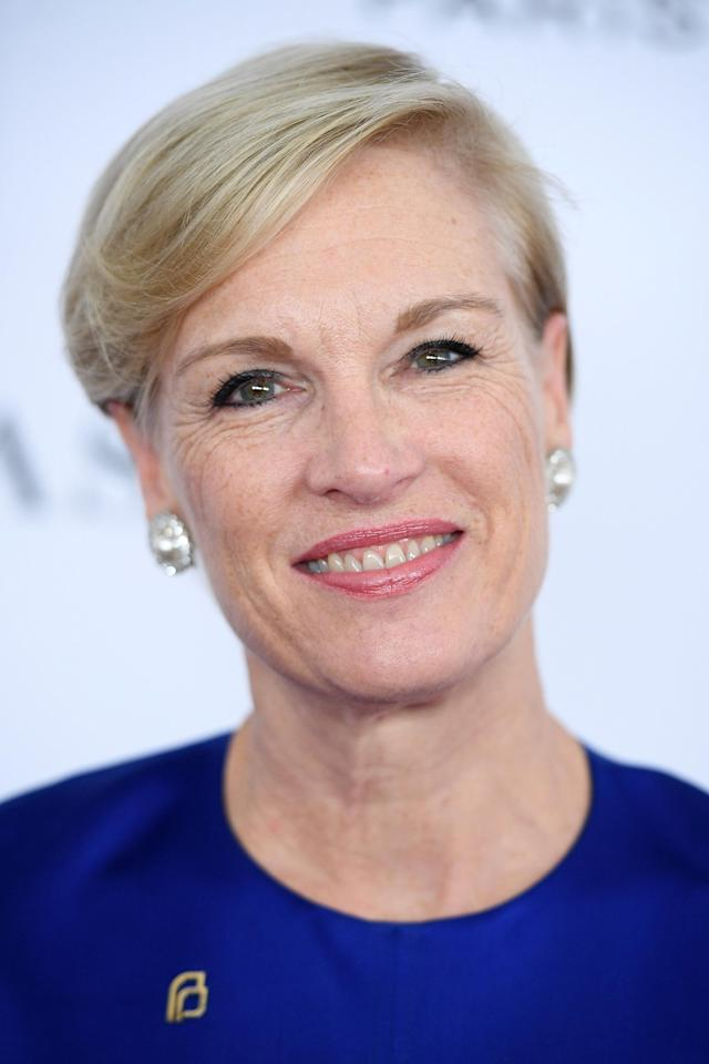 Planned Parenthood president Cecile Richards makes the claim in her new book. (Photo: Dimitrios Kambouris/Getty Images for Glamour)