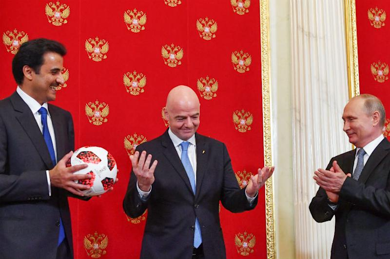 Legally Got the Right: Russia Denies Bribing FIFA Officials to Host 2018 World Cup