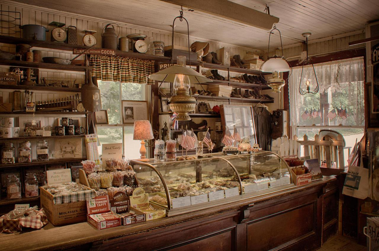 Old Fashioned Candy Stores On Long Island