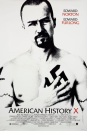 """<p>Edward Norton owns the film as a former skinhead, hoping to prevent his younger brother from following on his heels. Sometimes we watch movies to escape into something foreign. Sometimes we watch to see the mirror held up to our own world and country. Watch if you can stomach the reflection.</p><p><a class=""""link rapid-noclick-resp"""" href=""""https://www.amazon.com/American-History-X-Edward-Norton/dp/B000YH6YG8/ref=sr_1_1?dchild=1&keywords=American+History+X+%281998%29&qid=1619534071&s=instant-video&sr=1-1&tag=syn-yahoo-20&ascsubtag=%5Bartid%7C2139.g.36133257%5Bsrc%7Cyahoo-us"""" rel=""""nofollow noopener"""" target=""""_blank"""" data-ylk=""""slk:STREAM IT HERE"""">STREAM IT HERE</a></p>"""