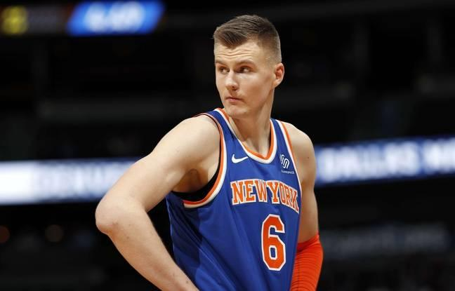 Kristaps Porzingis, des Mavericks de Dallas, accusé de viol — NBA