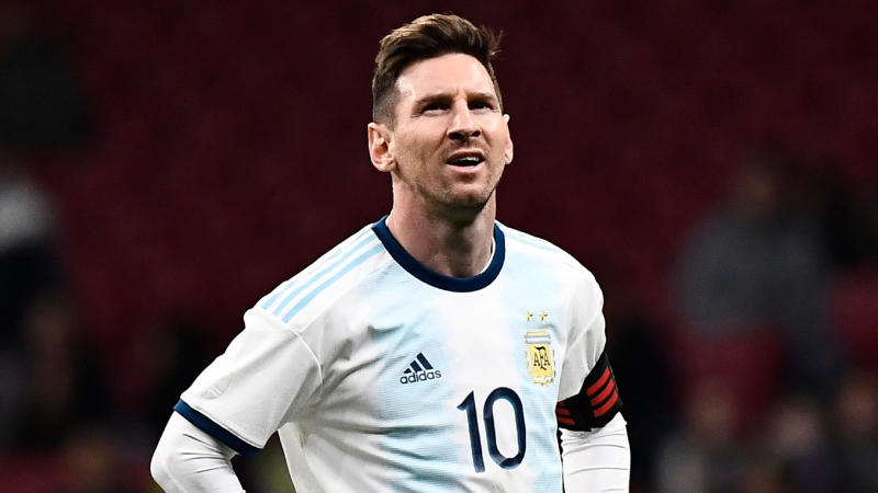 'Messi needs to block out the negativity from everyone' - Brazil World Cup winner's advice for Argentina star