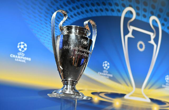 The 2018-19 Champions League group stage draw took place Thursday. Real Madrid is the defending champion. (Getty)