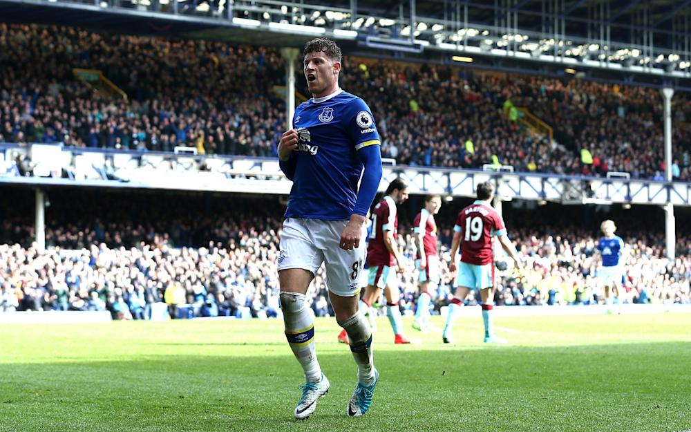 Ross Barkley - Credit: Getty Images