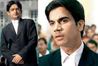 'Shahid' is based on the life of lawyer and human rights activist Shahid Azmi, who was assassinated in 2010. In preparing for the role, Rajkumar Rao met Azmi's family and spent time with them to understand the man and his personality. Rajkumar won Best Actor Award at the 61st National Film Awards.
