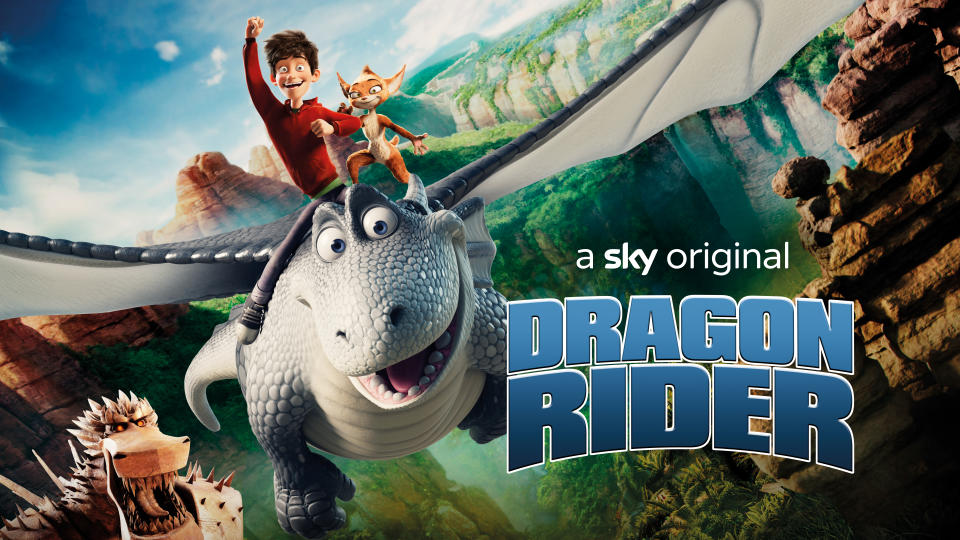 'Dragon Rider'. (Credit: NOW TV)