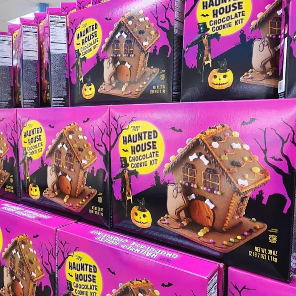 Trader Joe's Is a Halloween Haven, and We're Ready to Sink Our Fangs Into These Festive Goods