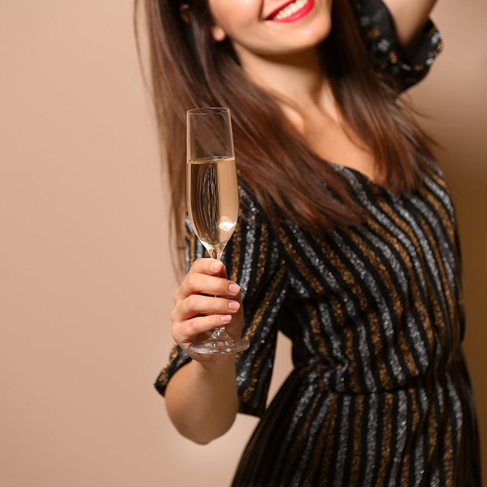 "<p>We know, this is a bummer, but the liver processes alcohol before other carbs and protein, and the sheer presence of alcohol in the body slows fat burning, says Diane Henderiks, R.D., personal chef and founder of <a rel=""nofollow"" href=""http://www.dianehenderiks.com/"">Dish with Diane</a>. You can still hit happy hour, though. Just stick to one drink a day—that's five ounces of wine, 12 ounces of beer, or one ounce of a spirit. (Try these <a rel=""nofollow"" href=""https://www.shape.com/healthy-eating/healthy-drinks/low-alcohol-cocktails-healthy-buzz"">low-alcohol cocktails for a healthier buzz</a>.)</p>"