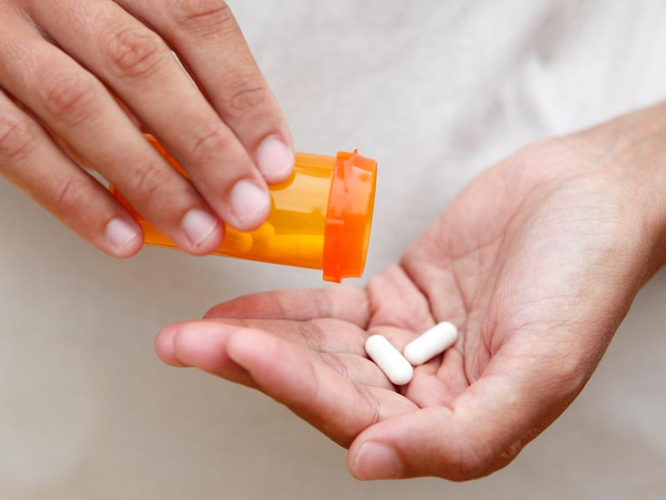 A 6,000% increase in price meant the drug was placed on the NHS 'drop list' (Getty/iStock)