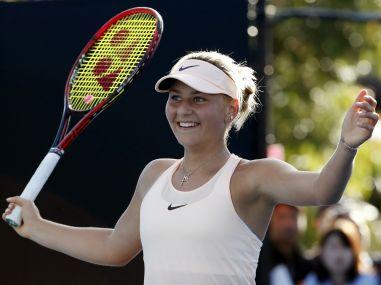 Australian Open 2018: Meet Marta Kostyuk, the 15-year-old from Ukraine breaking records at Melbourne