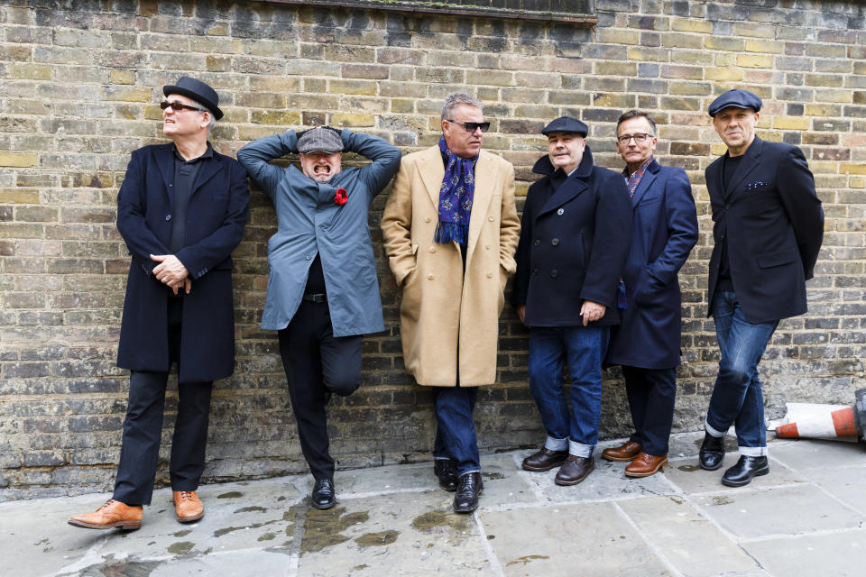 Madness look back at their rise to fame in the docu-series (Before We Was We/PA)