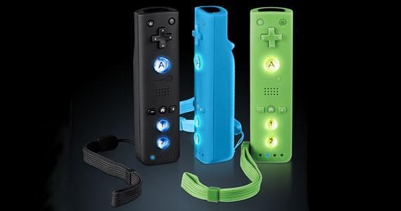 Wii Remotes