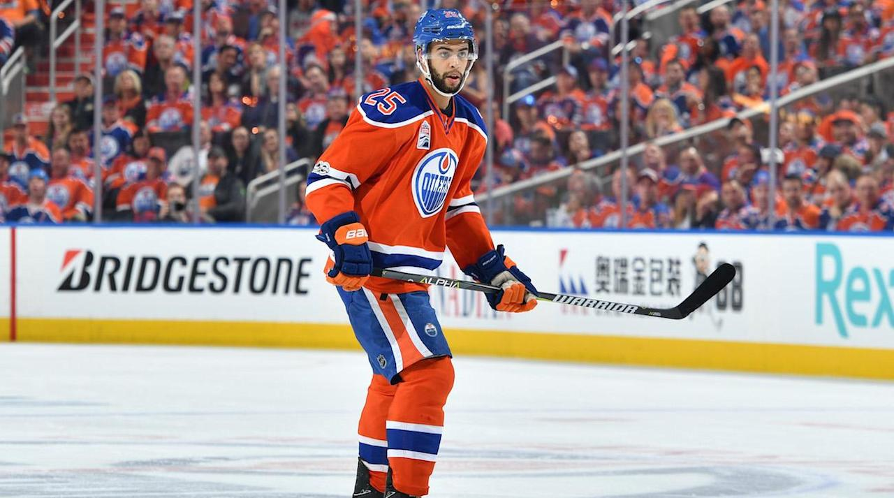 "<p>Picking up Edmonton Oilers Defenseman Darnell Nurse from the airport in a Ram 1500, it became obvious he likes trucks.</p><p>""I had a 1985 F-150 pickup when I first started driving,"" Nurse said. ""It burned $20 worth of gas every time I drove it. I went to get a $2 chocolate milk after a workout and it ended up costing me 15 bucks because the gas was so expensive. But now, in Edmonton, there's a man at the Ford dealership near me who helps me with a new Ford F-150 every year."" </p><p>Growing up, luxuries like new trucks were not part of Nurse's normal life. His father, Richard Nurse, a former professional Canadian Football League wide receiver, made him work for everything. He came to South Norwalk, Connecticut, last Friday to pass on that work ethic to the kids from NextGen AAA.</p><p>NextGen AAA (Achievement in Academics and Athletics) is a non-profit that provides opportunities to promising hockey players. All of the student-athletes come from families that can't afford the tuition at most hockey programs or prep schools. NextGen AAA pays for their tuition and helps them with private tutoring in the classroom, as well as private hockey coaching in the off-season. On Friday, that coach was Nurse.</p><p>""We just couldn't believe he was there with us,"" said Dante Pierre, a 16-year-old from Brooklyn, who will play for Kimball Union Academy in New Hampshire in the fall. ""Darnell was so nice and he helped us with our skating. He also told us that if we have the chance, we should use our skills to help others.""</p><p><em>(from left to right: Nurse, Dante Pierre, Kid Reporter Christopher John, and Adam Oates)</em></p><p>Nurse believes that it's important for athletes to be role models in the community. Growing up, he had no shortage of role models to admire: his father, of course, as well as his mother, Cathy, who played basketball in college. He also looked up to his uncle, former Philadelphia Eagles quarterback Donovan McNabb. </p><p>What Nurse learned as a kid in a house full of athletes and high achievers (his younger sister, Kia, is a two-time NCAA basketball champion as a member of the Connecticut Huskies) was that whatever you plan to do in life, you have to support yourself. It was a lesson he learned at the age of seven and has been with him ever since. </p><p>Nurse said that despite his size and strength—he's 6' 4"" without skates on—he knew that in order to succeed in the NHL, he would need to practice as much as possible and figure out ways to keep getting better. That's why he works with a private coach himself in the off-season. Like other NHL players, Nurse trains with NHL Hall of Famer Adam Oates, who introduced Nurse to NextGen AAA.</p><p>Just as Oates is in Nurse's corner, Nurse hopes to help many aspiring hockey players who don't easily have access to the sport, like the NextGen AAA kids. This season, Nurse will start his own foundation that will help collect and distribute much-needed equipment to kids in need.</p><p>Nurse knows he is lucky to have had the opportunities he has had, which is why he wants to help others by giving them opportunities and teaching them the value of hard work. ""My parents taught me to work hard and they inspired me to chase my dream. I want to inspire other kids to work hard and chase theirs.""</p><p><em>Photo credits: Andy Devlin/NHLI/Getty Images (Nurse on Oilers), Courtesy of Christopher John (Nurse at camp)</em></p>"