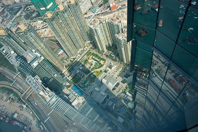 Sky100, Hong Kong. Photo: Barbara Willi/Flickr - Located on the 100th floor of Hong Kong's International Commerce Centre, Sky100 is the city's highest observation deck.