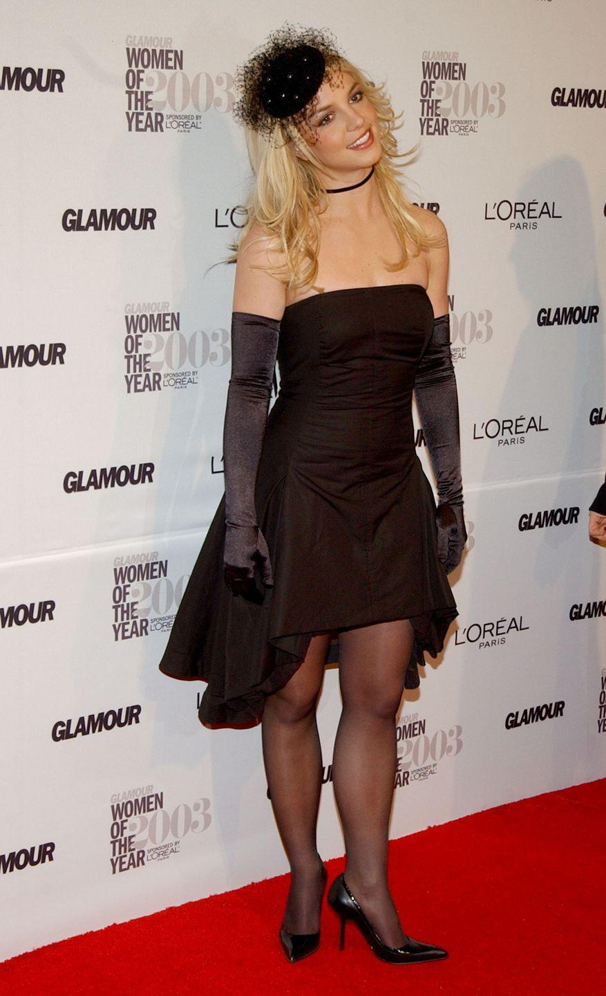 <p>A lesser-known-but-still-true fact: The British royal family only started wearing fascinators because of Britney Spears. When will Kate Middleton wear a choker though?</p>