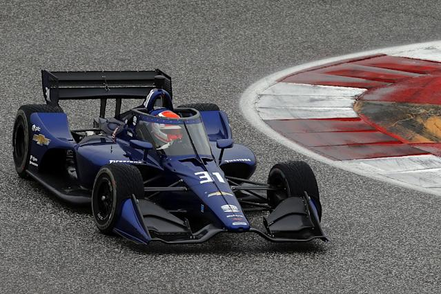 Carlin could put F2 driver in IndyCar