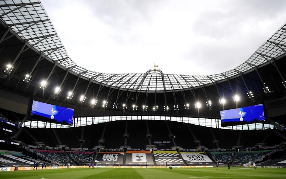 War of words between Spurs fans and club shows Super League rage isn't dying down - Getty Images