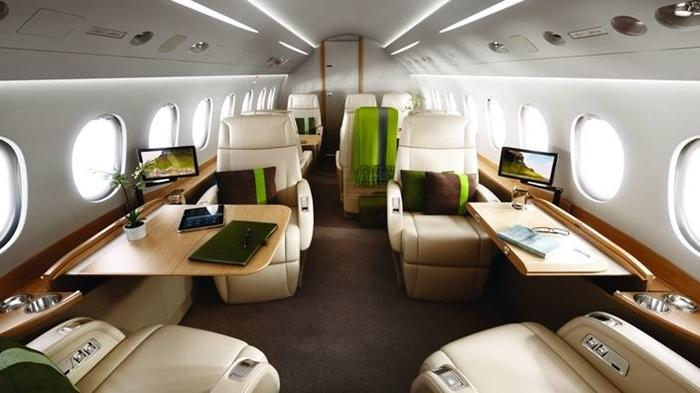 "<p><strong><a rel=""nofollow"" rel=""nofollow"" rel=""nofollow"" href="" http://www.dassaultfalcon.com "">Dassault Falcon 7X</a></strong><br /><br/>Aside from refined business-style interiors catering for the needs of the world's fast-paced billionaires, Dassault Falcon's leading Falcon 7X aircraft is the first business jet in the world equipped with a Digital Flight Control System. Such high technology promised more precise handling, reduced pilot workload and improved safety. <br/><br/><a rel=""nofollow"" rel=""nofollow"" href=""  http://www.dassaultfalcon.com""><b>Photo: Dassault Falcon </b></a><br/><br/></p>"