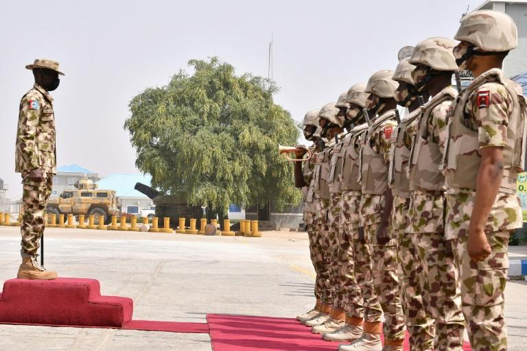 Nigerian officials are counting on the army to drive the jihadists out