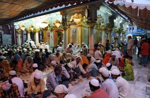 <p>Indians gather at the Nizamuddin Dargah district of New Delhi. An Indian man has shot and killed his teenaged neighbour in a rage after she objected to him urinating near the gate of their home in the heart of New Delhi, police say.</p>