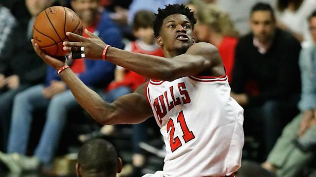 Jimmy Butler doesn't expect Marcus Smart to go at him again in the Bulls and Celtics playoff series.