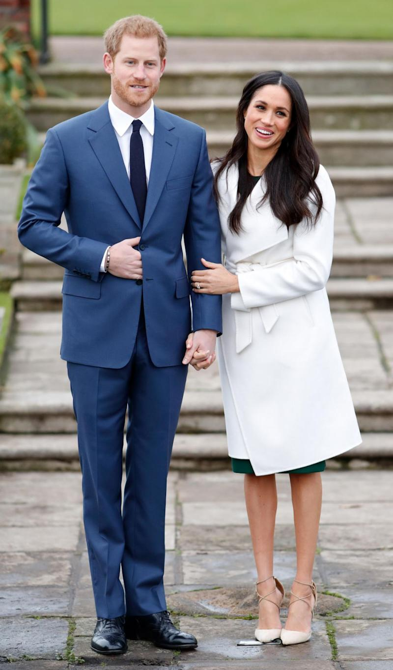 Prince Harry and Meghan Markle have revealed more details about the royal wedding. Photo: Getty Images