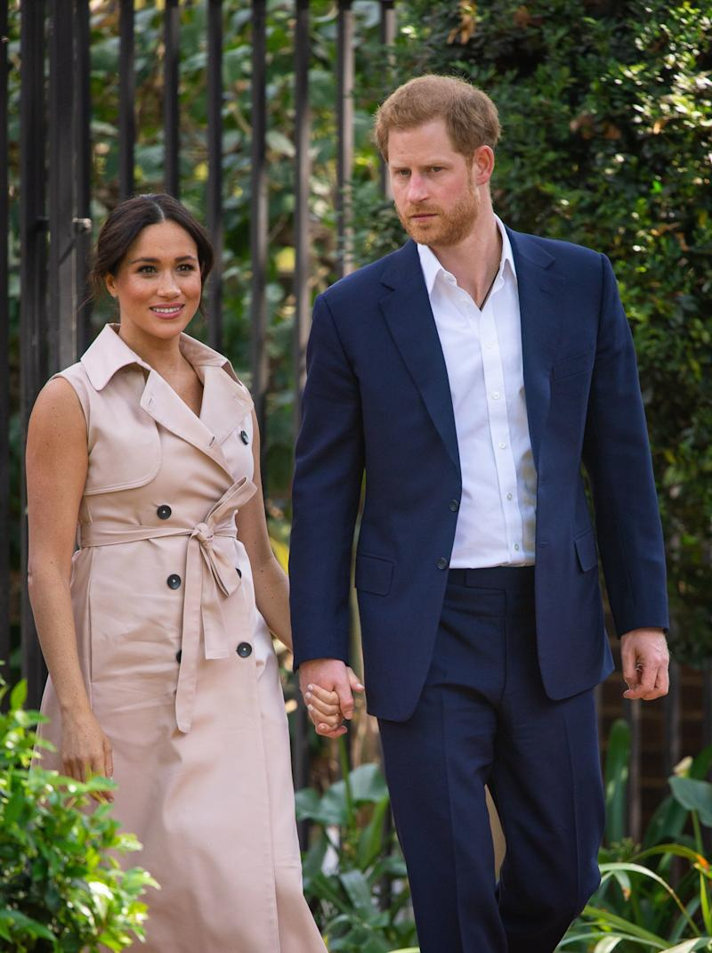 Meghan Markle and Prince Harry's Decision Is 'Unprecedented in the Modern Royal Family'