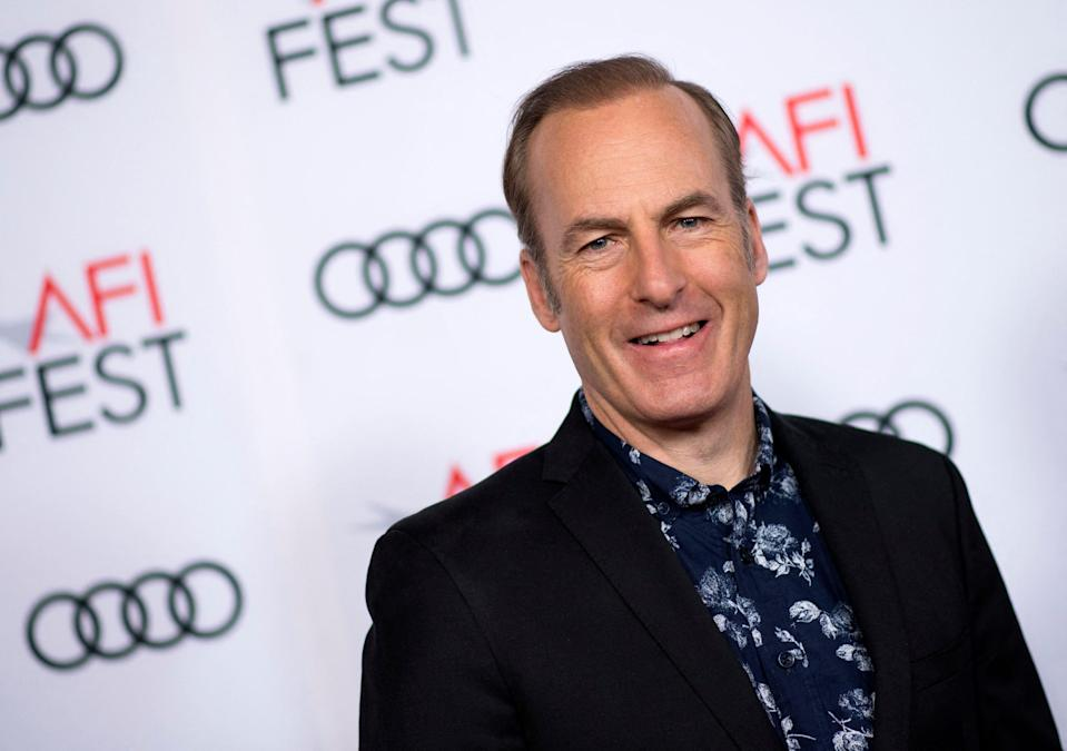 """Bob Odenkirk was rushed to hospital after collapsing on the set of popular television drama """"Better Call Saul."""""""
