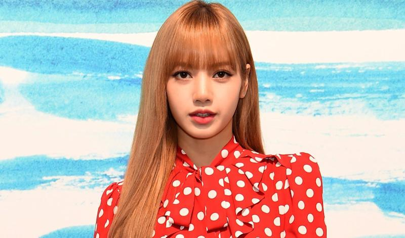 Lisa de Blackpink assiste à un défilé Michael Kors à New York le 12 septembre 2018 - Dimitrios Kambouris - Getty Images North America - Getty Images via AFP
